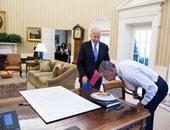 أوباما يحتفل بعيد ميلاده الـ55 داخل البيت الأبيض