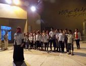 بالصور.. ثقافة جنوب سيناء تحتفل بالأغانى الوطنية فى ذكرى افتتاح القناة
