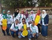 """بالصور..طلاب صيدلة القاهرة ينظمون حملة """"PPAC"""" للتعريف بدور الصيدلى"""