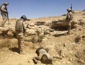 مقتل وإصابة 34 من داعش بقصف للقوات التركية والبيشمركة شمال غرب الموصل