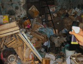 السيطرة على حريق بمحل خردوات بمنطقة القيسارية بأسيوط