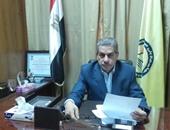 """رئيس جامعة بنى سويف: """"السيسى"""" طالبنا بحلول علمية للقضايا المختلفة"""
