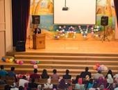 """""""يوم العطاء"""" احتفالا بيوم اليتيم للأطفال بمكتبة الزاوية الحمراء"""