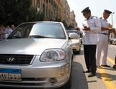 مرور القاهرة يضبط 1150 مخالفة مرورية متنوعة لعدد من السيارات