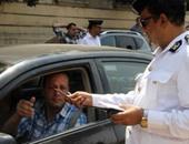 """""""مرور القاهرة"""" يضبط 17 ألف مخالفة مرورية متنوعة خلال 48 ساعة"""