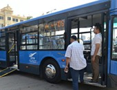 ننشر خريطة خطوط هيئة النقل العام بالقاهرة لخدمة معرض الكتاب
