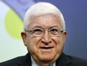الرئيس العراقى يبحث مع وزير الخارجية الألمانى العلاقات الثنائية
