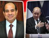 """غدا.. الرئيس السيسى يستقبل وزير الدفاع الفرنسى بـ""""الاتحادية"""""""