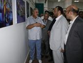 """بالصور.. """"قصور الثقافة"""" تحتفل بذكرى صلاح عبد الصبور فى مسقط رأسه"""