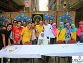 بالصور.. فريق مبادرون يقيم حفلا لتكريم حفظة القرآن الكريم