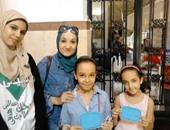 بالصور.. حملة جديدة للتعريف بدور الصيدلى بمكتبة مصر العامة