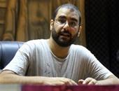 علاء عبد الفتاح: سحب ترشيحى لجائزة سخاروف بسبب تويتة معادية لإسرائيل