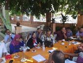 بالصور صحفيو الشرقية يعقدون اجتماعًا طارئا لتأسيس جمعية إعلامية