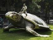 بالصور.. تماثيل وآثار تحكى ثقافة شعوب العالم