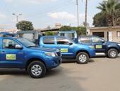 انتشار سيارات الإغاثة بالطرق لمساعدة أصحاب المركبات المتعطلة فى ظل الأمطار