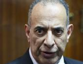 وزير العدل المستقيل يجمع متعلقاته الشخصية ويودع مستشارى وموظفى الوزارة