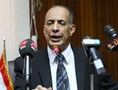 """وزير العدل: ميكنة المحاكم تتيح للمواطن رفع الدعاوى """"وهو قاعد فى بيته"""""""