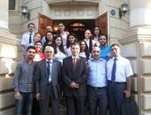بالصور..المركز الثقافى المصرى بأذربيجان يحتفل بمرور 15 عاما على تأسيسه