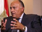 وزير الخارجية يغادر البحرين ويتوجه إلى مسقط فى زيارة رسمية