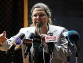 كريمة الحفناوى: القضية الفلسطينية هى قضية أمن قومى مصرى عربى