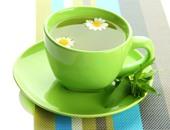 """""""ديلى ميل"""": أسباب تجعلك تستبدل فنجان القهوة بالشاى الأخضر"""