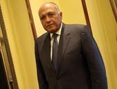 سامح شكرى: ثورتا يناير ويونيو هما مبعث حرية واستقلالية القرار المصرى