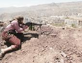 مقتل وجرح 7 من الحوثيين وقوات صالح فى هجوم للمقاومة فى تعز باليمن