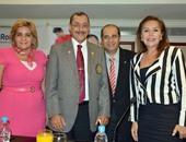 إقامة الحفل السنوى لأندية الروتارى بمصر بحضور رؤساء الأندية