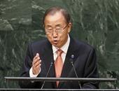 أمين عام الامم المتحدة يدعو لمعالجة جذور عدم الاستقرار بالشرق الاوسط