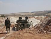 المرصد السورى: انسحاب مقاتلى المعارضة من منطقة بشمال غرب سوريا