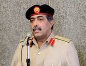 رئيس أركان الجيش الليبى يثنى على شباب بنغازى و دورهم المساند للجيش