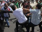 """مصرع وإصابة 5 أشخاص فى اشتباكات بين عائلتين بقرية """"جحدم"""" بمنفلوط"""