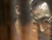 """مبارك يرتدى البذلة الزرقاء 300 يوم تنفيذا لاستكمال حبسه بـ""""قصور الرئاسة"""""""