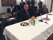 بالصور .. البعثة المصرية بنيويورك تستضيف اجتماع دول جوار ليبيا