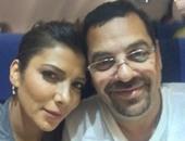 أصالة تعلن انفصالها عن زوجها طارق العريان  وتؤكد: قرار نهائى