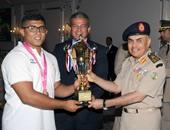 بالصور.. وزير الدفاع يكرم الأبطال الرياضيين من أبناء القوات المسلحة
