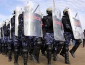 الشرطة تطلق الغاز المسيل للدموع لتفريق محتجين فى الخرطوم