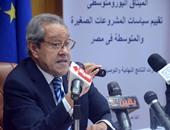 وزير الصناعة: واردات الحديد وصلت هذا العام لـ741 ألف طن