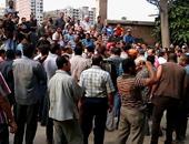 عمال شركة الكوك يعاودون الاعتصام للمطالبة بصرف الأرباح السنوية