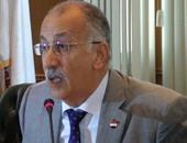 محافظ الدقهلية يبحث الاستثمار العقارى مع رئيس الشركة السعودية المصرية