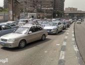المرور يغلق الطريق الدائرى بالقومية العربية يومين بسبب أعمال مترو الأنفاق
