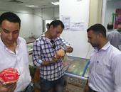ضبط 7 أطنان مصنعات لحوم غير صالحة للاستهلاك الآدمى فى الإسكندرية