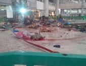 الصحة: خروج 11 حالة من مصابى حادث سقوط الرافعة بالحرم