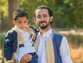 صحافة المواطن.. شبيه الفنان أحمد حلمى يظهر فى ليبيا