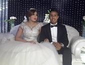 بالفيديو.. الراقصة صافيناز تشعل حفل زفاف حازم إمام