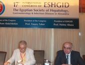 """اختتام""""المصرية لأمراض الكبد""""باستعراض الأدوية المستخدمة حاليا والمطروحة قريبا"""