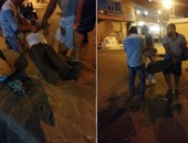 مصرع فلاح وإصابة سائق في مشاجرة بسبب خلافات مالية بينهما فى بني سويف