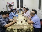 """""""التيار الديمقراطى"""" يناقش أزمة سد النهضة وإعادة انتخابات اتحاد الطلاب"""