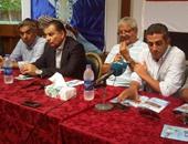 هليوبوليس يعلن برنامج البطولة الدولية لكرة الماء فى مؤتمر صحفى