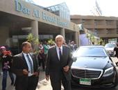 وزير السياحة يؤكد استقرار الحالة الصحية للمصابين فى حادث الواحات